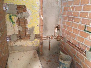 Reforma baño precio La Bordeta