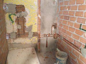 Reforma baño precio Sant Martí de Liémana